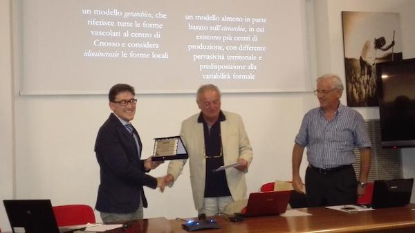 Cerimonia di consegna del premio CelluPrica